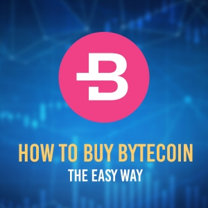 How to buy Bytecoin tutorial