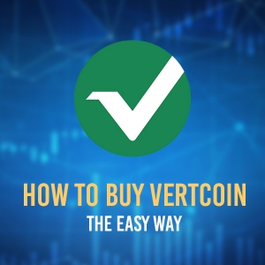 How to buy Vertcoin