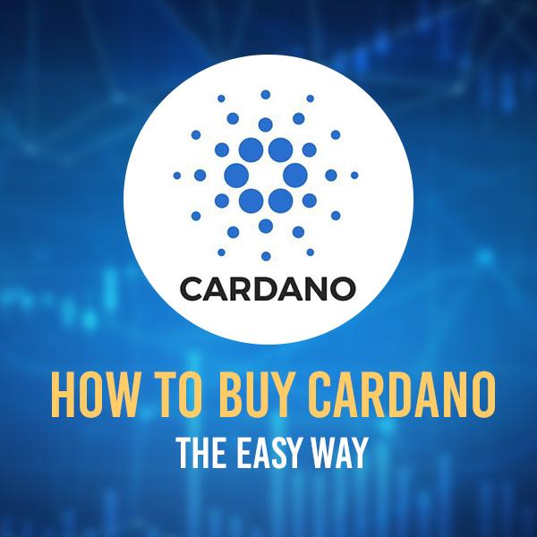 where to buy cardano coin